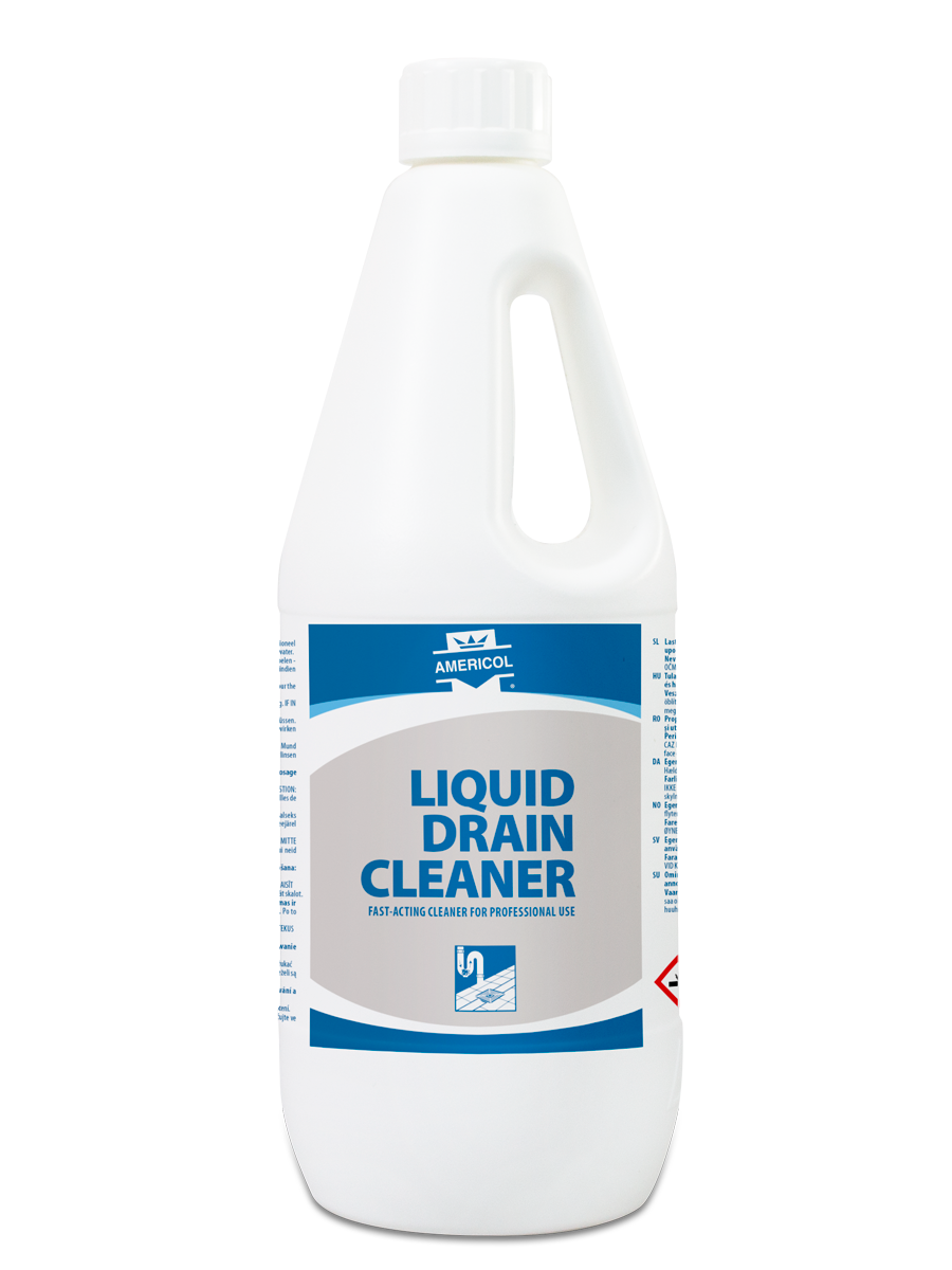 Liquid Drain Cleaner 1ltr