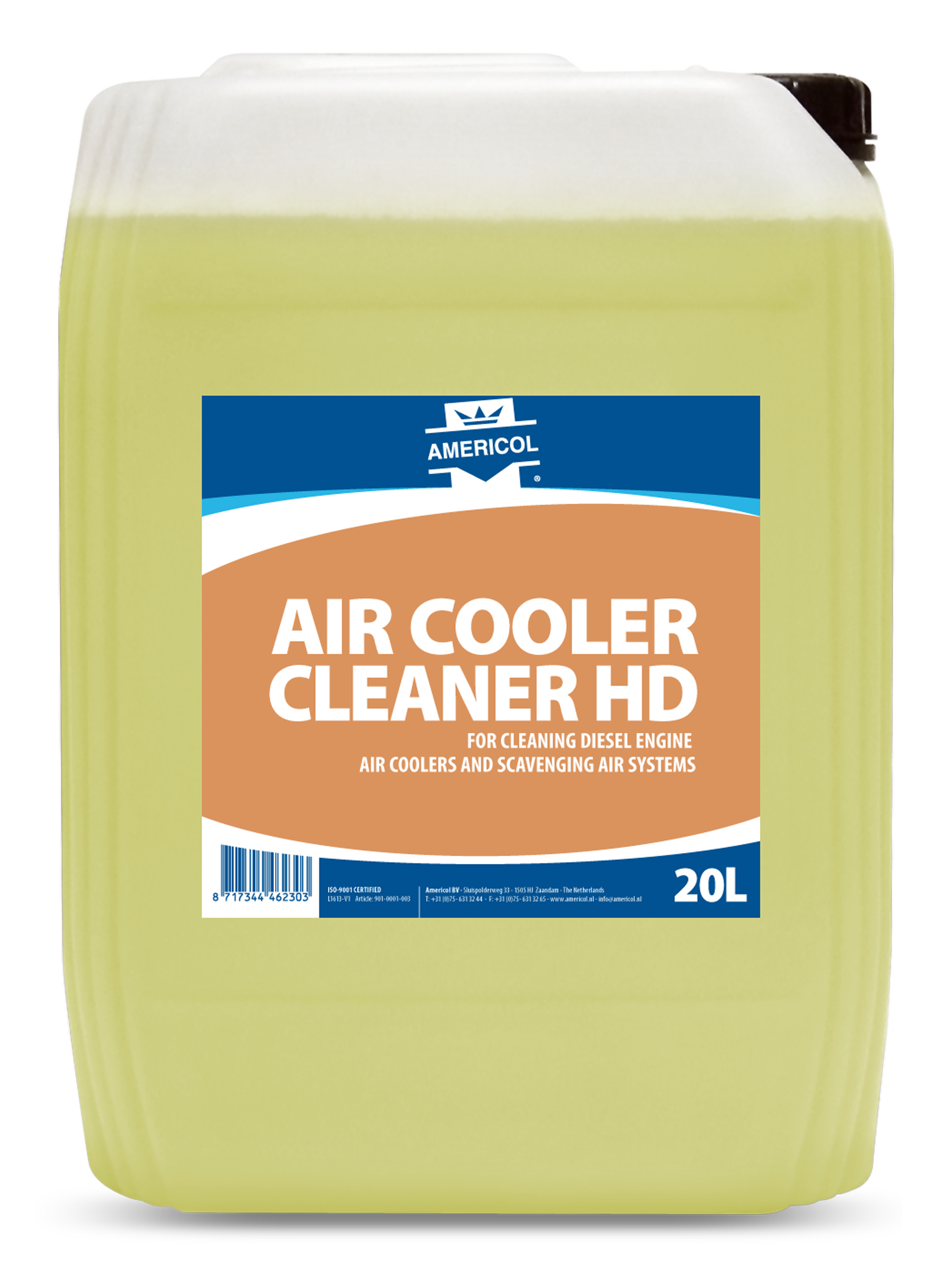 Air Cooler Cleaner HD 20ltr