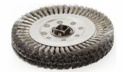 040-0202 Heavy duty twisted wire brush