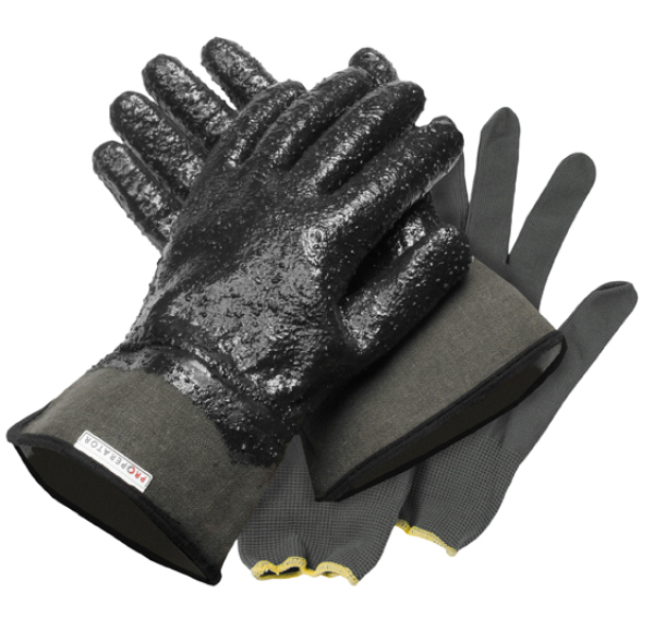 TST high pressure protection gloves 500 bar
