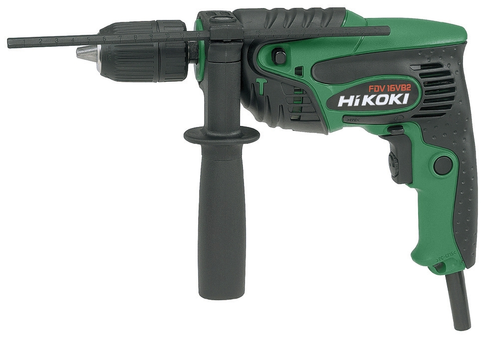 HIKOKI (HITACHI) ELECTRIC DRILL 13MM 230V 550W FDV16VB2U3Z