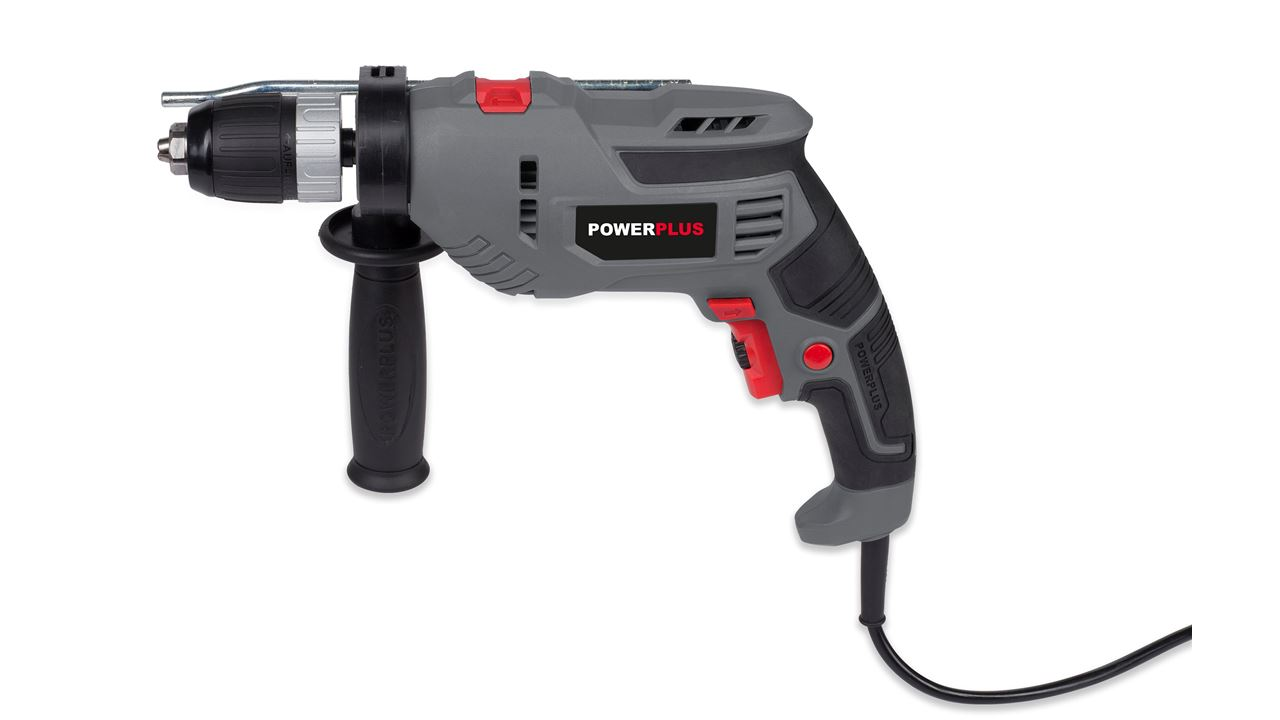 POWERPLUS ELECTRIC DRILL 13MM 230V POWE10030 720W