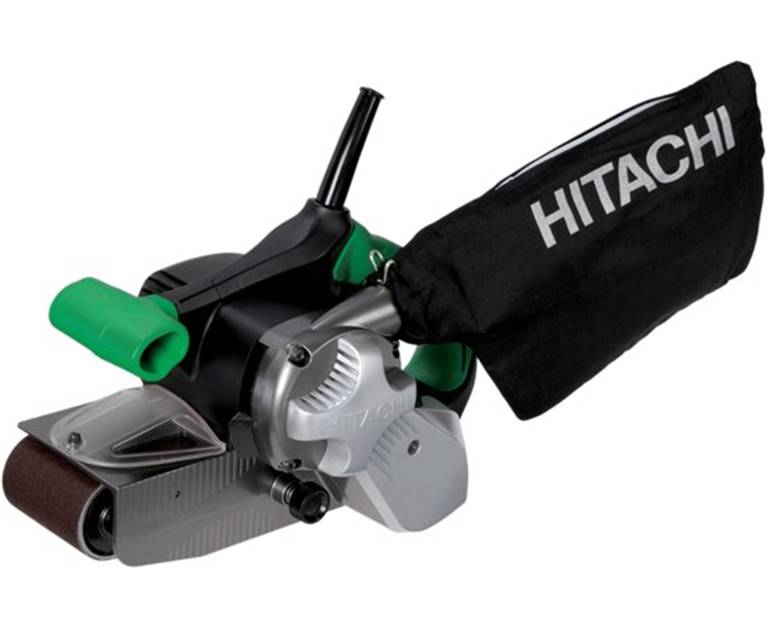 HITACHI SB8V2 BELT SANDER 76 X 533MM 110V 1020W