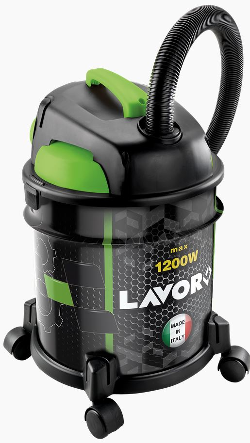 Lavor Rudy 1200S wet and dry vacuum cleaner 230V 50/60Hz 20ltr