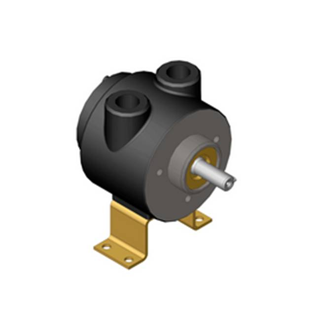 Impa 590967 Air motor VA4J &VA4X type base mount 2.1kW